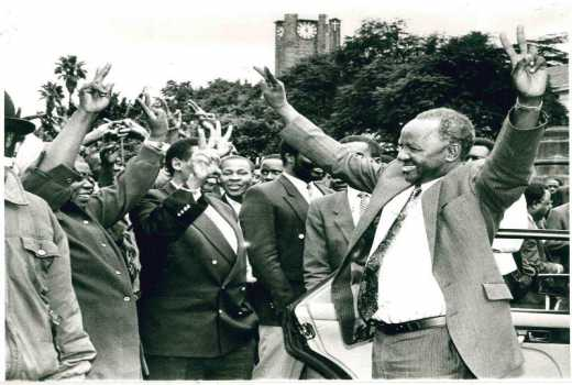 Kenneth Matiba