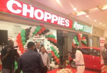 Choppies Kenya