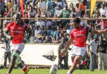 Rugby Africa Gold Cup opener on Saturday