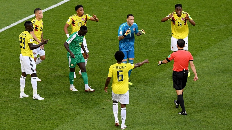 senegal-vs-colombia-live-world-cup-2018-var-denies-penalty-latest