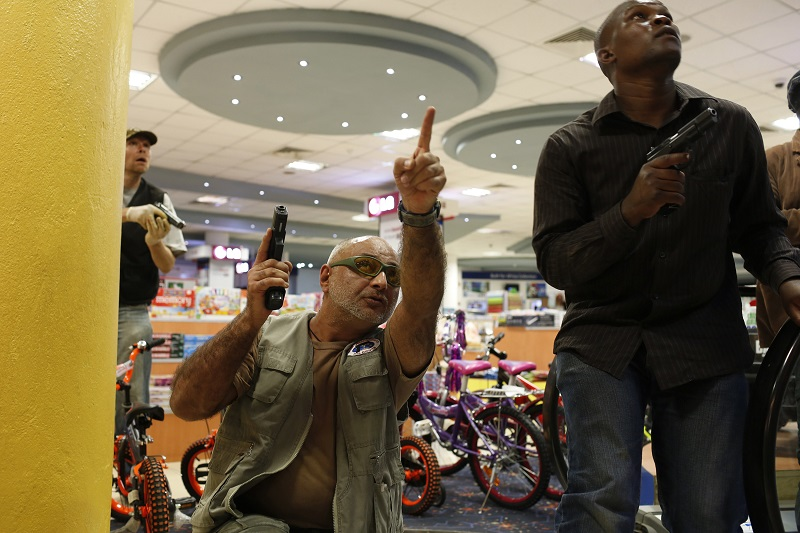 Westgate mall attack