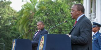 Mozambique supports Kenya UN security Council Bid