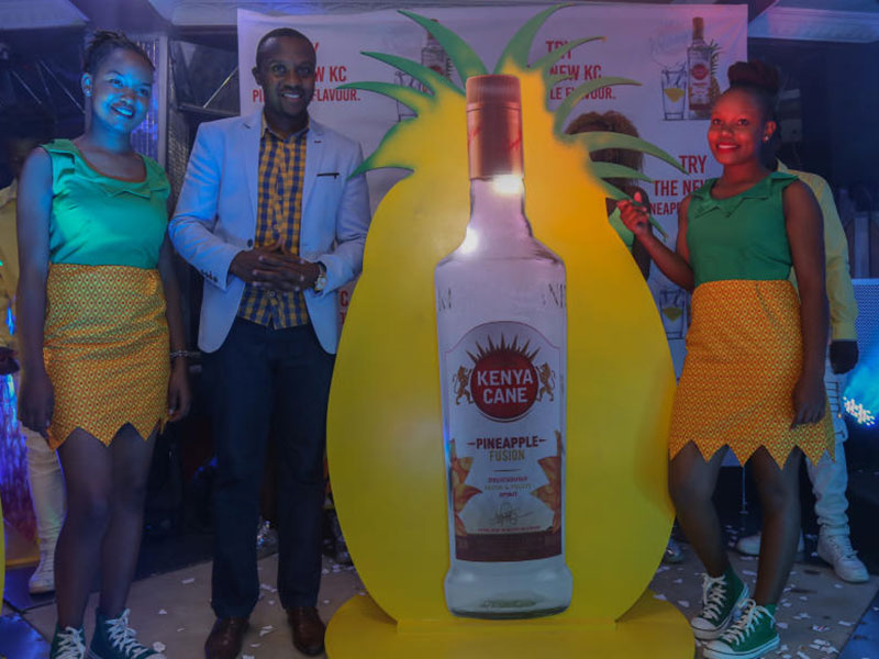 KBL KC pineapple