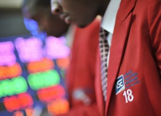 NSE trading