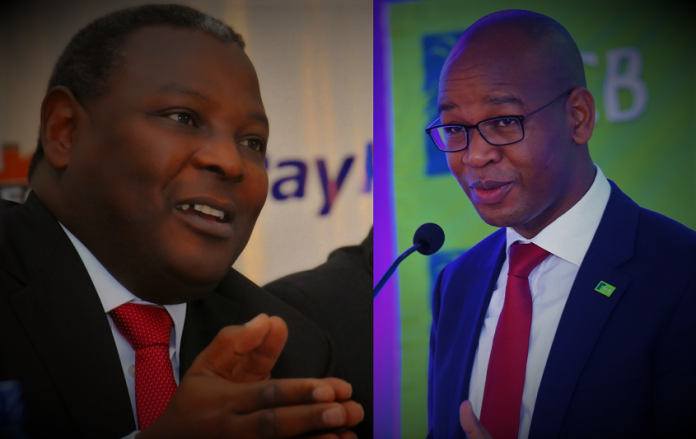 KCB and Equity Bank