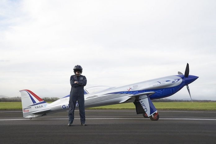 UK luxury car maker Rolls-Royce has successfully finalised taxiing of its 'Spirit of Innovation' aircraft.